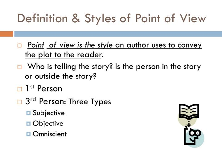 Definition & Styles of Point of View