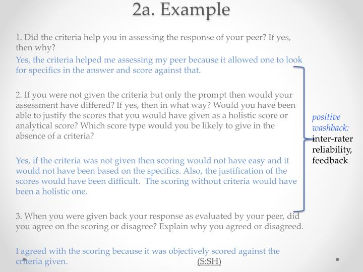 2a. Example