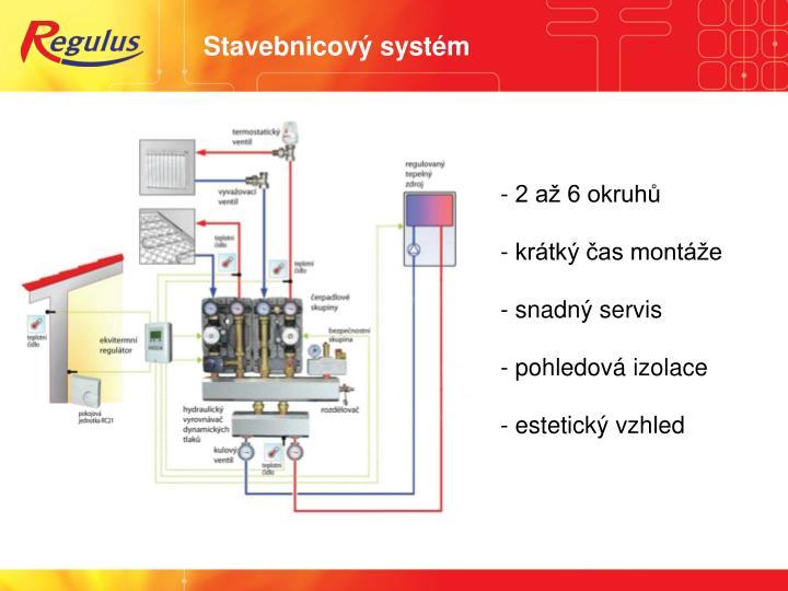 Stavebnicový systém