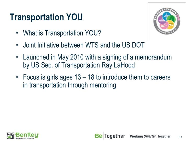 Transportation YOU