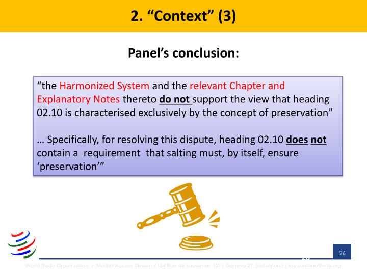 """2. """"Context"""" (3)"""