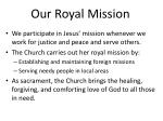 our royal mission1