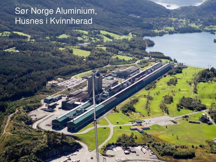 Sør Norge Aluminium,