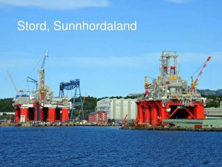 Stord, Sunnhordaland