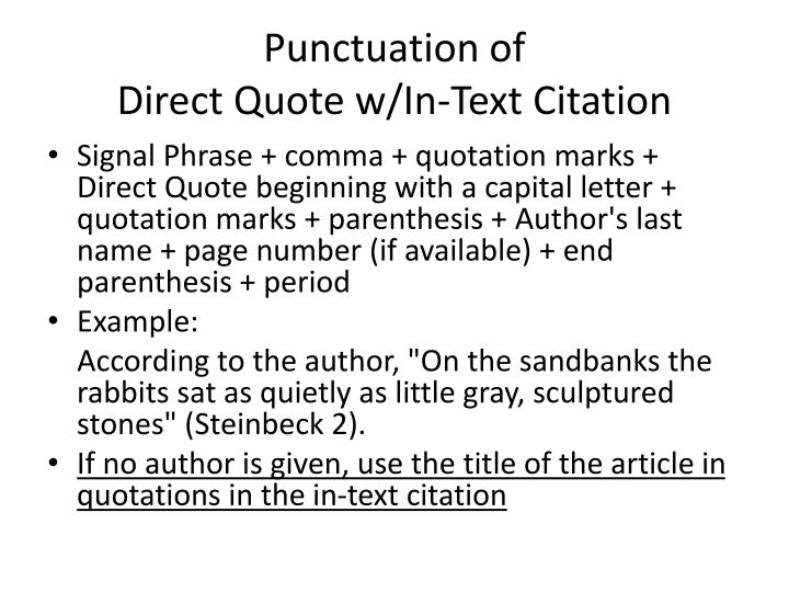 quote definition in essay U you may alter the closing punctuation of a quote in order to incorporate it into a sentence of your own: microsoft word - integrating quotesdoc author:.