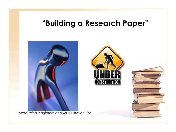 building construction research paper Open access research view the latest articles to be published open access in our engineering journals here if you want to publish your paper open access you can either sumit to one of our pure open access journals, or use our open select programme to publish in one of our subscription journals.