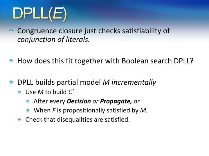 DPLL(