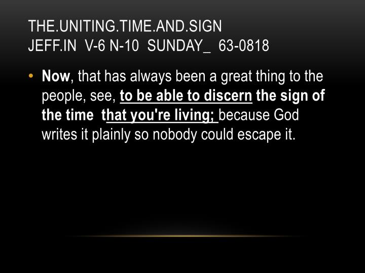 THE.UNITING.TIME.AND.SIGN