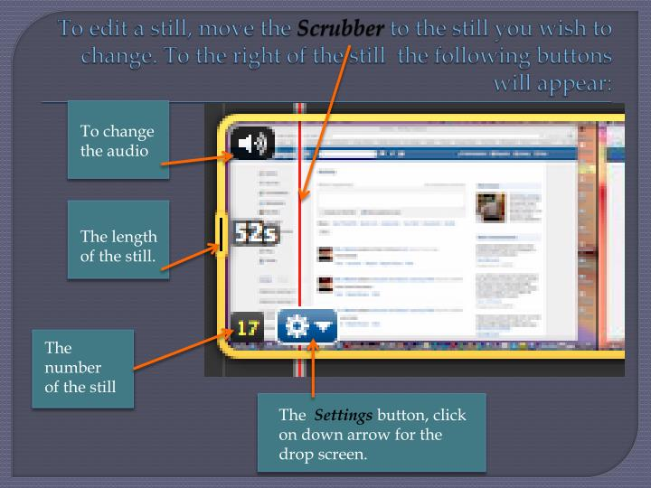 how to add powerpoint slide to imovie