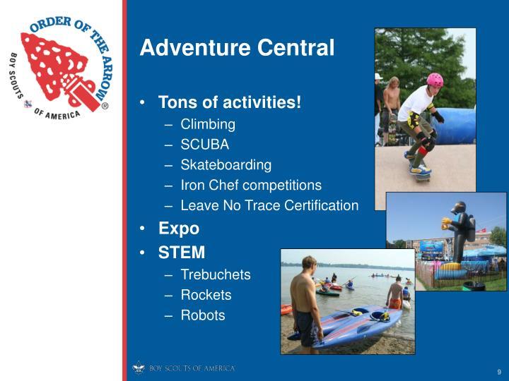 Adventure Central