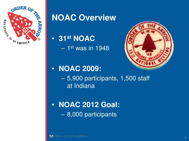 NOAC Overview