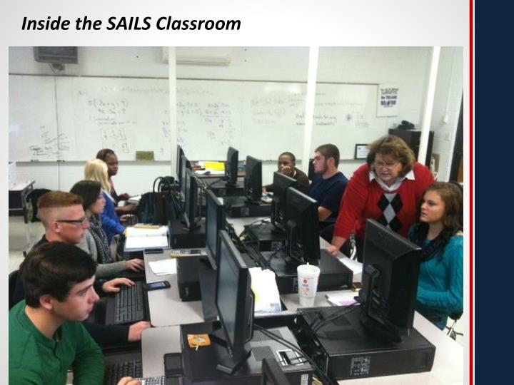 Inside the SAILS Classroom