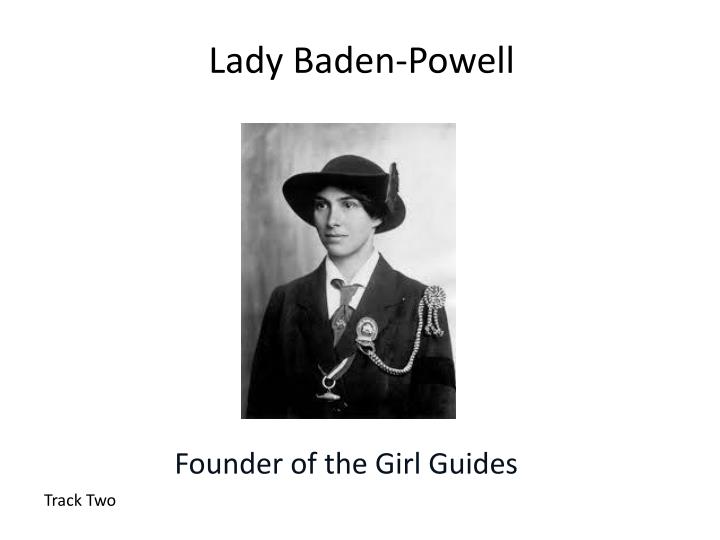 Lady Baden-Powell