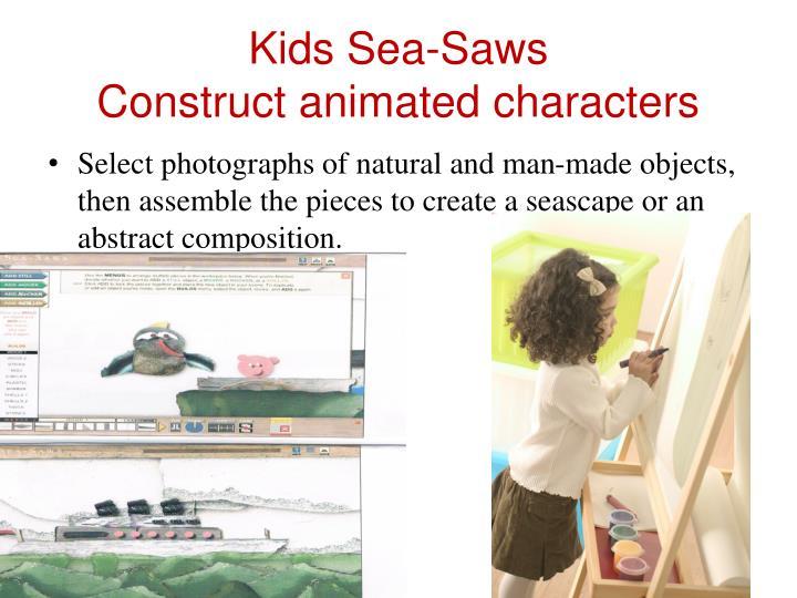 Kids Sea-Saws