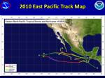 2010 east pacific track map