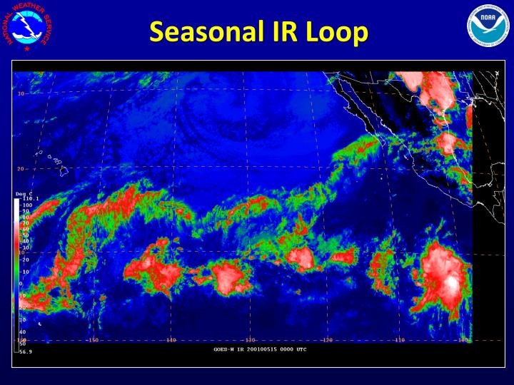 Seasonal IR Loop