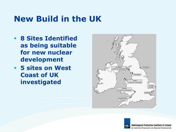 New Build in the UK