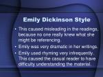 emily dickinson style1
