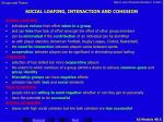 social loafing interaction and cohesion