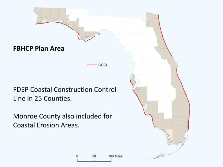 FBHCP Plan Area