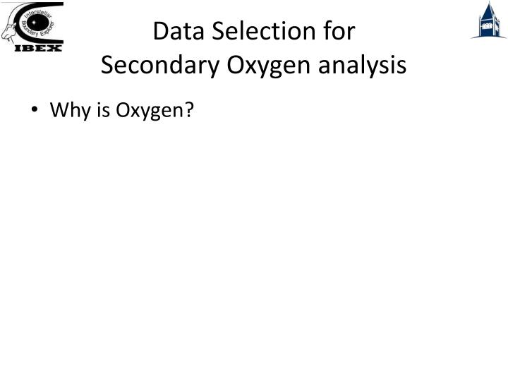 Data Selection for