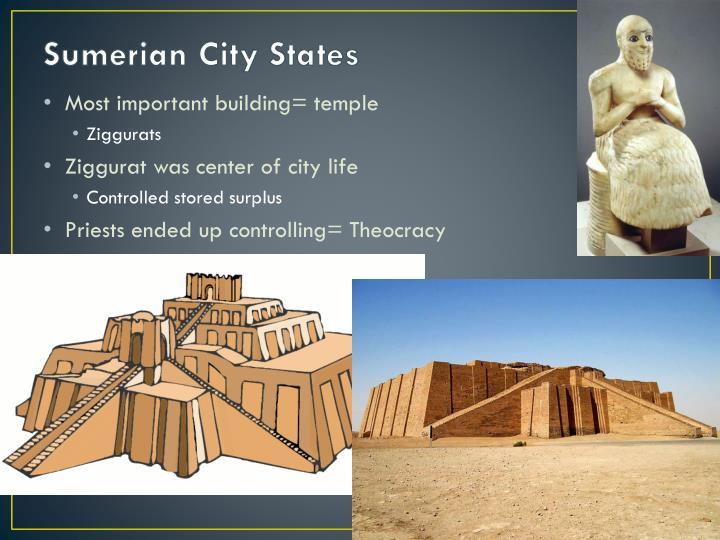 Sumerian City States