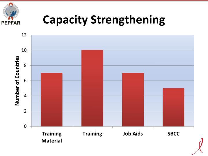 Capacity Strengthening