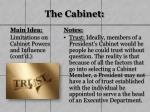 the cabinet12