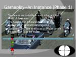 gameplay an instance phase 1