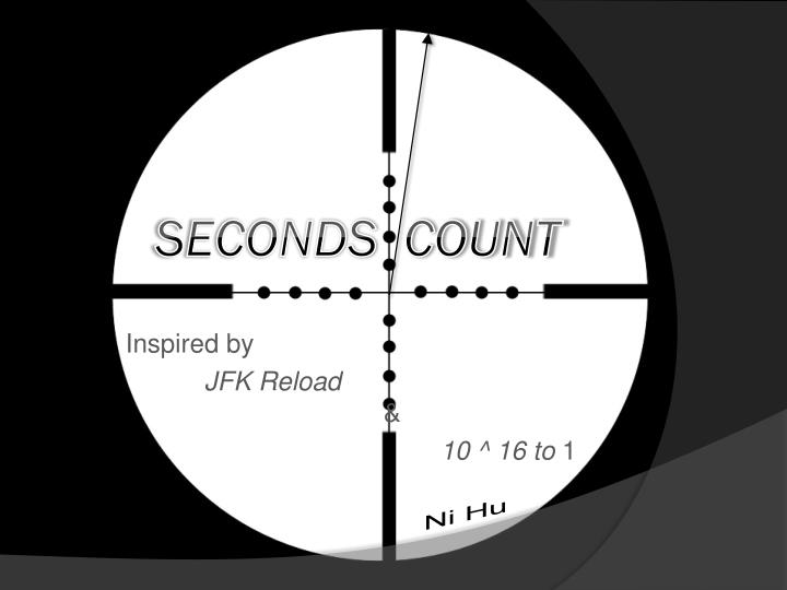 Inspired by jfk reload 10 16 to 1