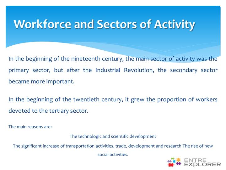 Workforce and