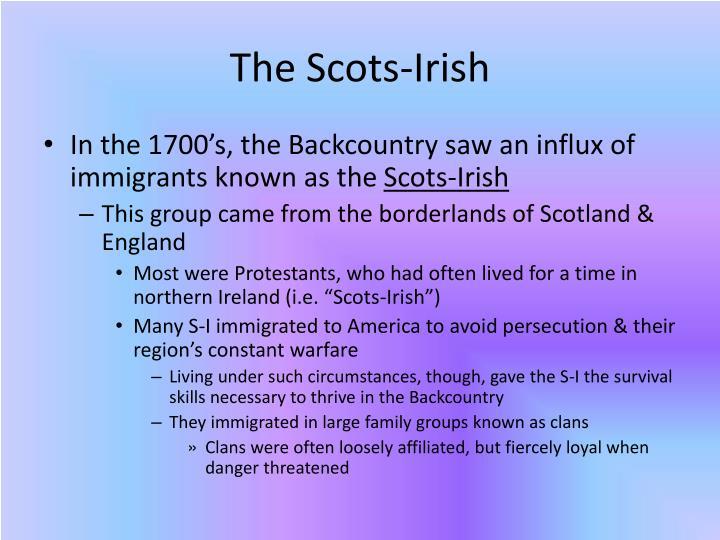 The Scots-Irish