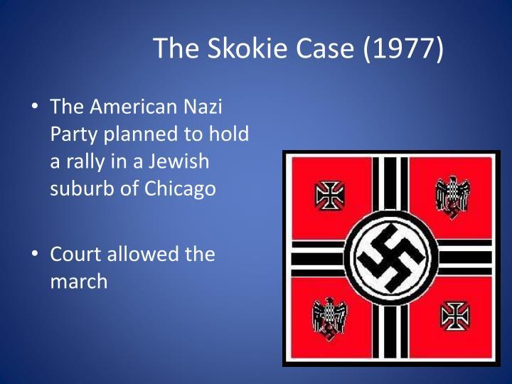 The Skokie Case (1977)