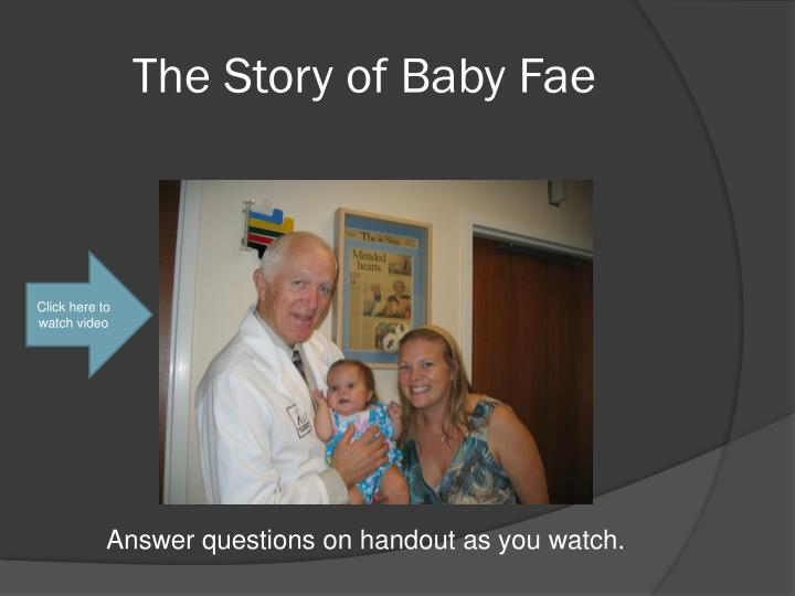 The Story of Baby