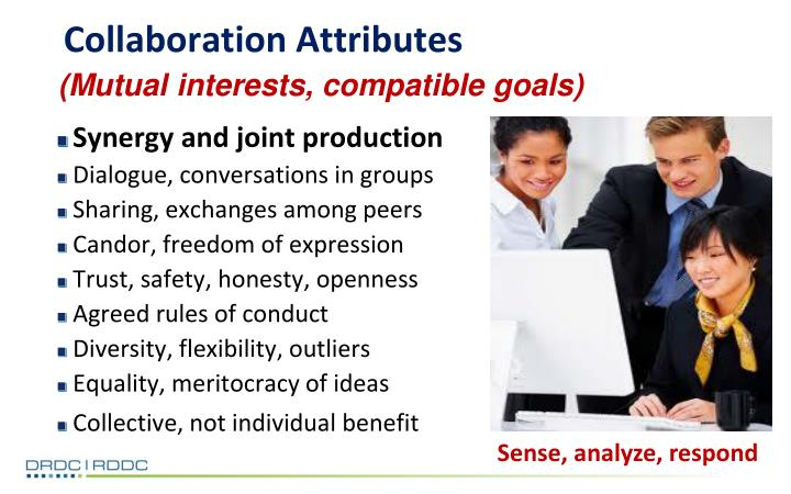 Collaboration Attributes