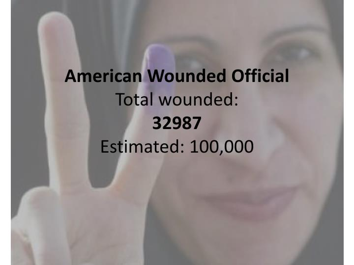 American Wounded