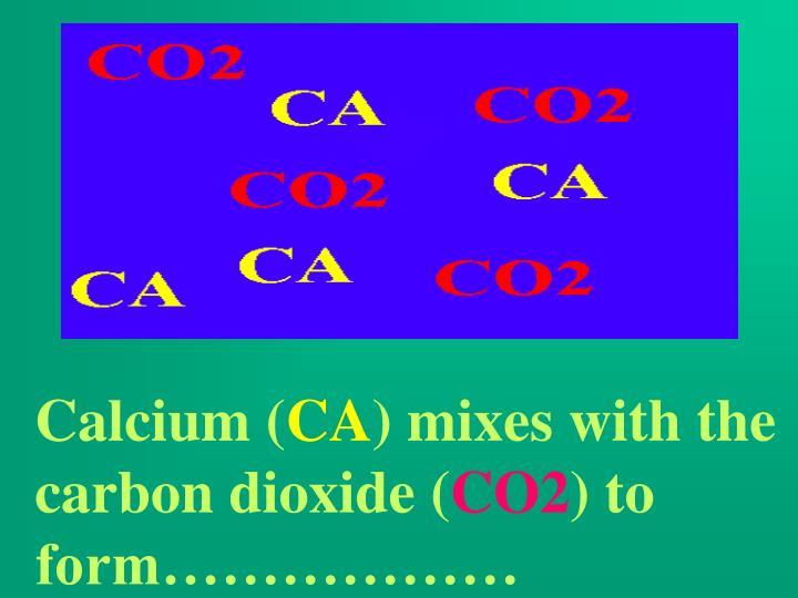 Calcium (