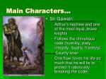 main characters1
