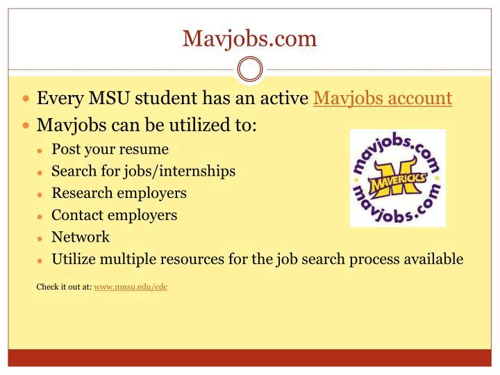 Mavjobs.com