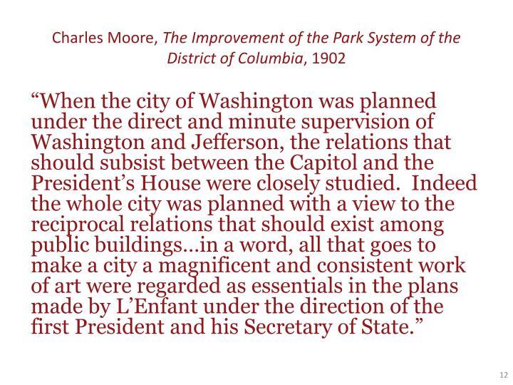 Charles Moore,