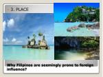why filipinos are seemingly prone to foreign influence4