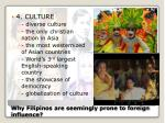 why filipinos are seemingly prone to foreign influence5