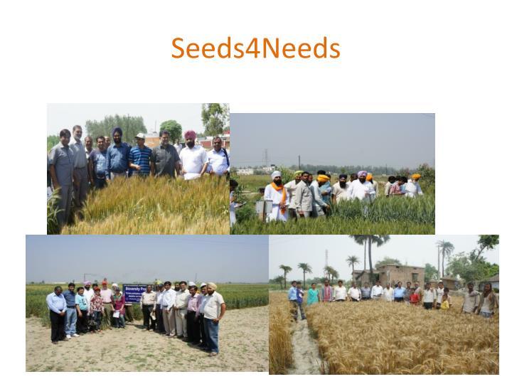 Seeds4Needs