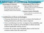 4 advantages of combining technologies