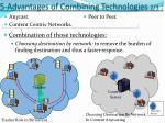 5 advantages of combining technologies 2 3