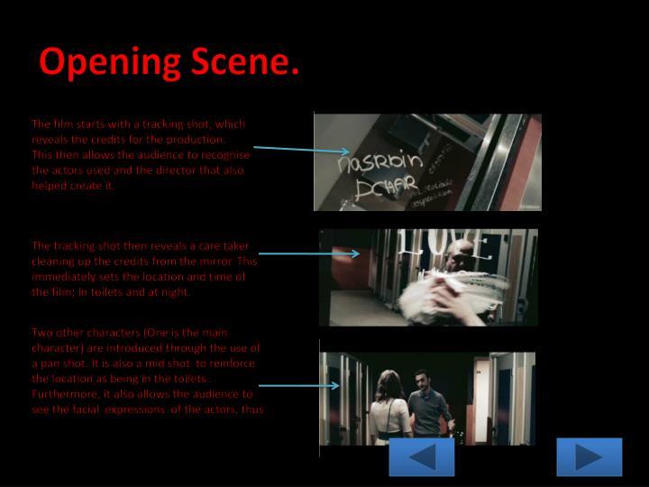 Opening Scene.