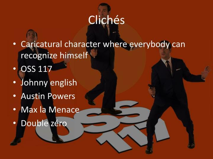 Clichés
