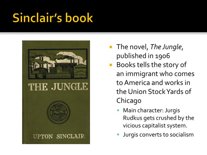 Sinclair's book