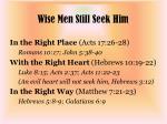 wise men still seek him4