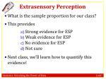 extrasensory perception6